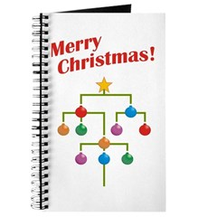 Merry Christmas! Journal