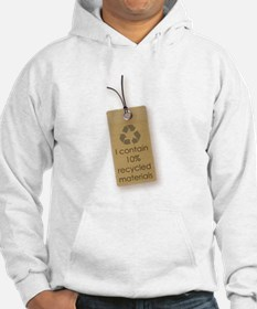 Recycled Materials Hoodie