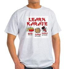 Learn Karate T-Shirt