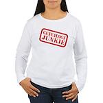 Junkie (DS) Women's Long Sleeve T-Shirt