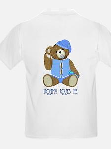Baby Boy TeddyBear Kids T-Shirt
