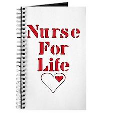 Nurse For Life Heart Journal