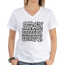 Sit Down Shut Up Hang On Shirt