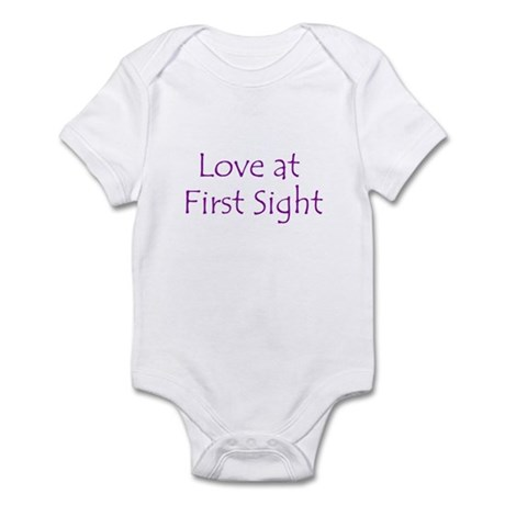 Love at First Sight Infant Bodysuit