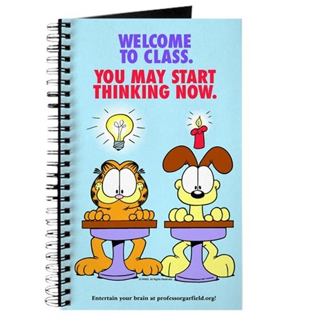 Welcome to Class Journal