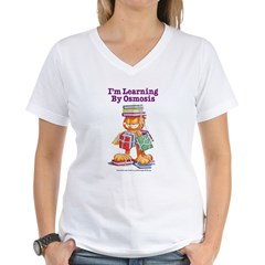 Garfield Learning by Osmosis Shirt