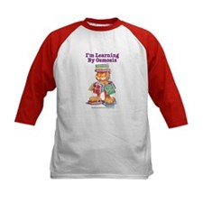 Garfield Learning by Osmosis Tee
