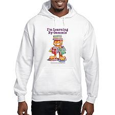 Garfield Learning by Osmosis Hoodie