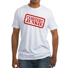 Cemetery Junkie Shirt