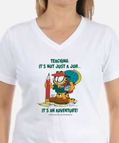 It's an Adventure Garfield Shirt