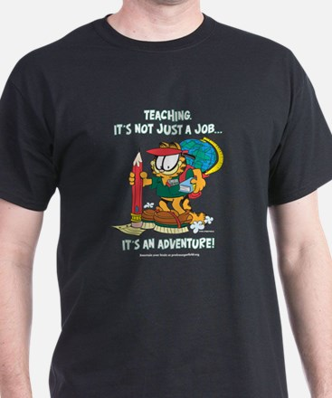 It's an Adventure Garfield T-Shirt