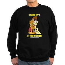 Get Their Attention, Garfield Sweatshirt