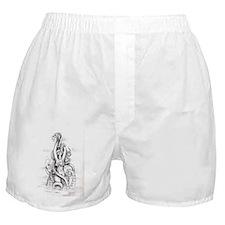 erotic sci-fi and fantasy Boxer Shorts