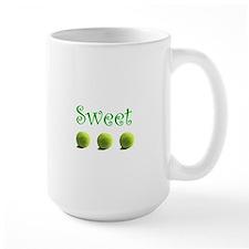 Sweet Peas Mug