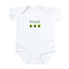 Sweet Peas Infant Bodysuit
