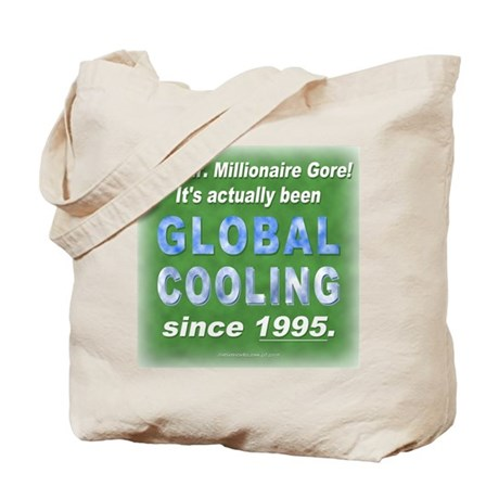 Global Cooling Tote Bag