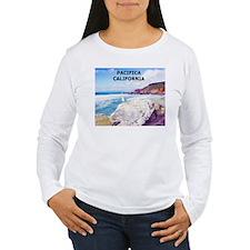 Pacifica Seagull T-Shirt