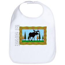 New Hampshire shadow Moose Bib
