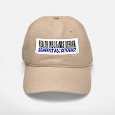 Reform Benefits All Baseball Baseball Cap