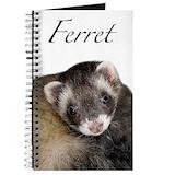 Ferret Journals & Spiral Notebooks