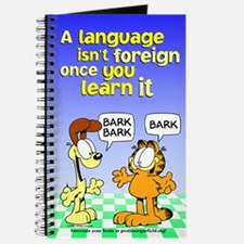 Foreign Language Garfield Journal