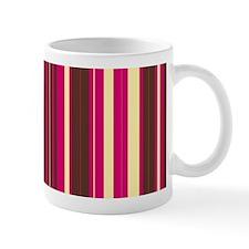 Vertical stripes Mug