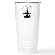 My Submariner My Love Travel Mug