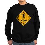 Discus X-ing Sweatshirt (dark)