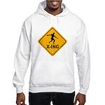 Discus X-ing Hooded Sweatshirt