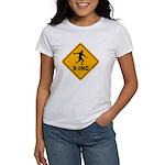 Discus X-ing Women's T-Shirt