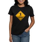 Discus X-ing Women's Dark T-Shirt