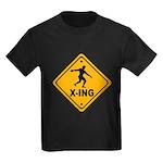 Discus X-ing Kids Dark T-Shirt