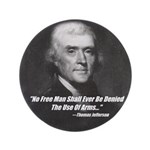 "The Use Of Arms... 3.5"" Button (100 pack)"