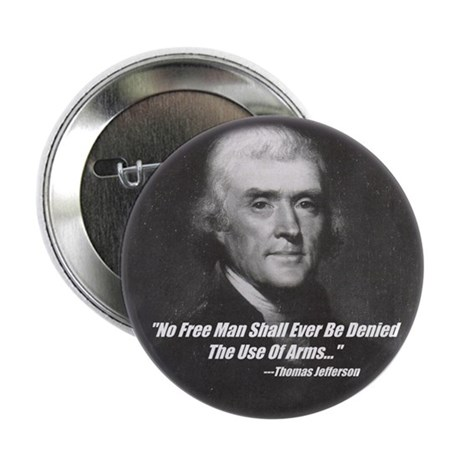 """The Use Of Arms... 2.25"""" Button (100 pack)"""