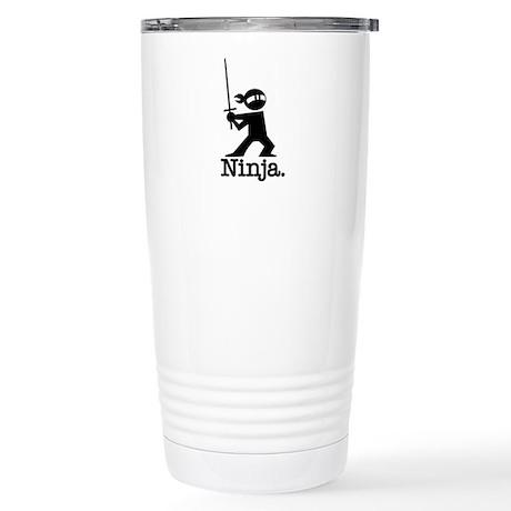 Ninja. Stainless Steel Travel Mug