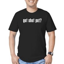 got shot put? T