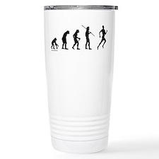 Runner Evolution Travel Mug