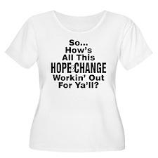 Unique Hope change T-Shirt