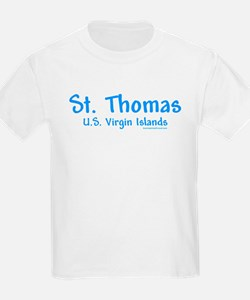St. Thomas USVI - Kids T-Shirt