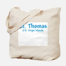 St. Thomas USVI - Tote Bag