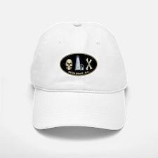 OBX-Ocracoke Skull-n-Bones Baseball Baseball Cap