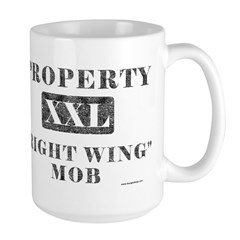 Right Wing Mob Mug