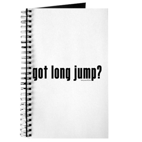 got long jump? Journal