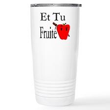 Cute Brutus Travel Mug
