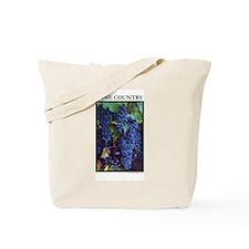 Napa Valley Wine Country Ripe Grapes Tote Bag