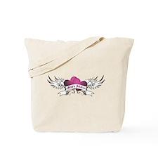 Cute Soldier Tote Bag