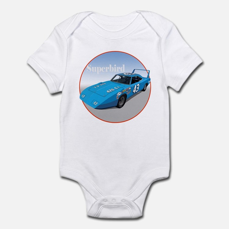 The Avenue Art 43 Superbird Infant Bodysuit