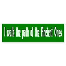 """""""Ancient Ones"""" Bumper Car Sticker"""