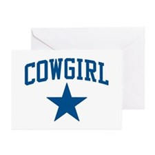 Cowgirl Greeting Cards (Pk of 10)
