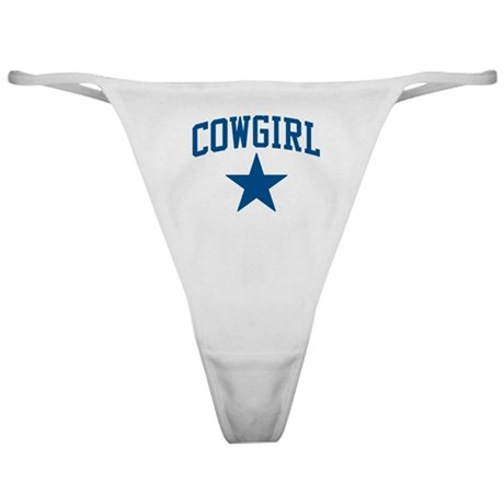 Cowgirl Classic Thong